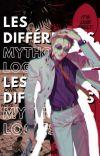 LES DIFFÉRENTES MYTHOLOGIES  cover