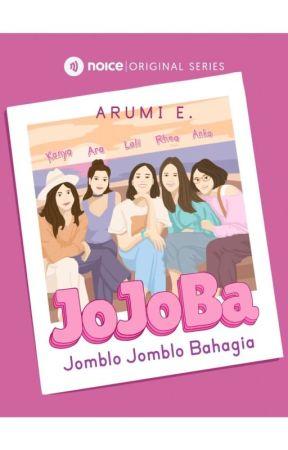 JOJOBA : Jomlo-Jomlo Bahagia by Arumi_e