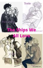 The Ships We All Love by Hey1205