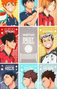 Haikyuu X readers  cover