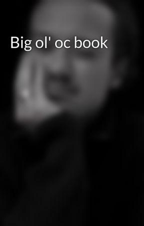 Big ol' oc book by Pikhachew
