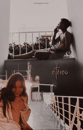 Etéreo | Eva & Hugo. by elangelroto