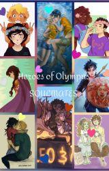 Heroes of Olympus Soulmates AU (completed) by AmazhangAddie