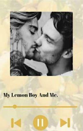 My Lemon Boy An Me. by habits_2home