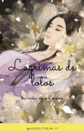 Lágrimas de lotos by AngelitoKim_17