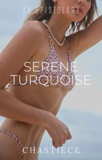 Serene Turquoise cover