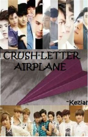 CRUSH-LETTER AIRPLANE~ ♥ <EXO> by NeverFall_XX