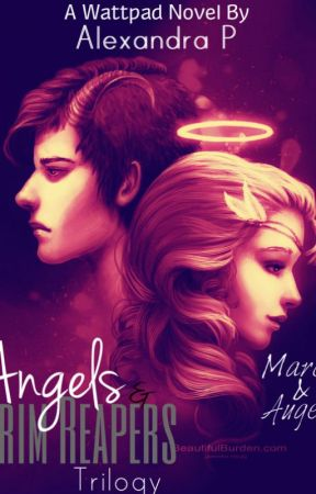 Marco & Auge (Angels and Grim Reapers BOOK II) by Alexandra_92