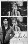 shy couple •bughead• (short fic) cover
