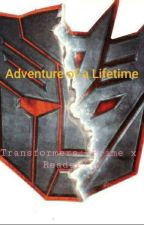 Adventure Of A Lifetime (Transformers: Prime x Reader) by Knockdown4845