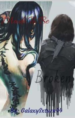 Made To Be Broken by GalaxySxturn44