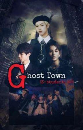 Ghost Town (End) by ElisaAlanayah