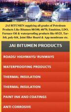 Bitumen VG 10 Manufacturer and Supplier by jaiibitumen