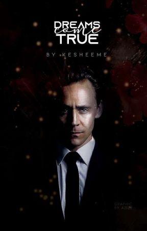 𝐃𝐑𝐄𝐀𝐌𝐒 𝐂𝐎𝐌𝐄 𝐓𝐑𝐔𝐄. ━━━ ❪ tom hiddleston ❫ by Kesheeme