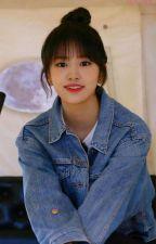 Watch Me Okay? (IZ*ONE Ahn Yujin x Male Reader) by Plastic_Onion