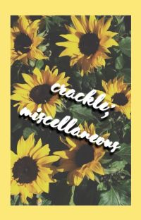 CRACKLE || miscellaneous cover