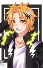 BNHA Fanfic ~ Kaminari's Secret lover is the prince of Hell by SunshineCj9