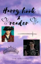 Harry Hook x reader by Fangirlandiknowit