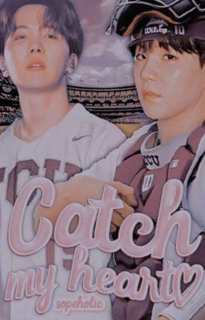 Catch my heart ꒰♡꒱ yoonseok. by sopeholic