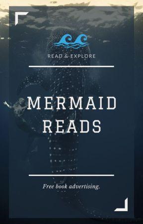 Mermaid Reads (Free Book Advertising) {Open} by Reading_Mermaid08