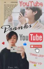 TaeKook/KookV | YouTube Pranks by _Tae_95_