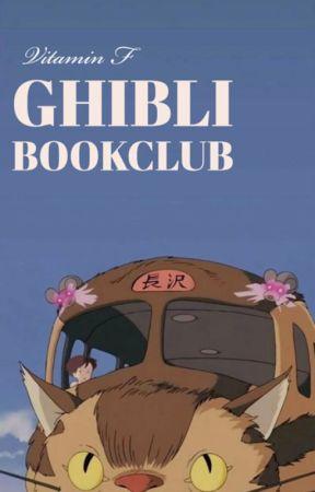 Ghibli Bookclub by ohnion