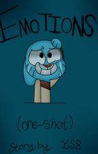Emotions (one-shot) by ImaginationStudios8