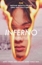 INFERNO ༄ PARK JISUNG by teawithpeachi