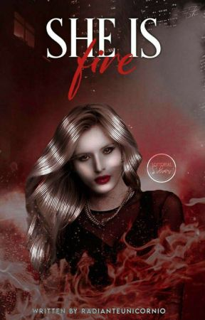 Ella es fuego ©  by radianteunicornio