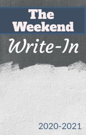 The Weekend Write-In (volume 1) by The_Weekend_Write-In