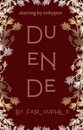 DUENDE, ENHYPEN by FAIROUPHILE