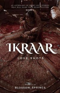 IKRAAR~Love shots cover