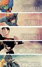The Original Six - Young Justice One-Shots by WallyandDick