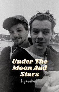 under the moon and stars || l.s ☽ cover