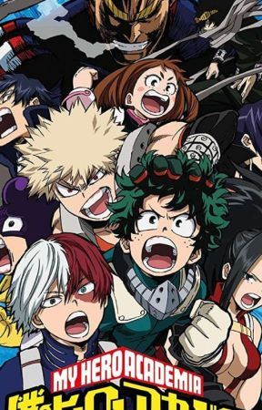 My Hero Academia (BNHA) x reader by Lovely_Daughter