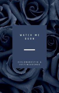 watch me burn [yoonmin] with ZielonaBestia ☑️  cover