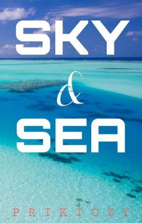 Sky and Sea [ONE SHOT] by prikiczy