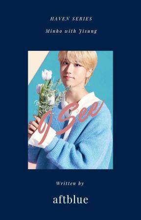 I See•Minho with Jisung by aftblue