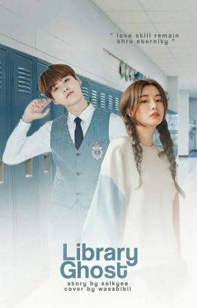 Library Ghost | Min Yoongi by salkyea