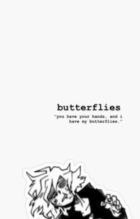 butterflies by kilouk3n