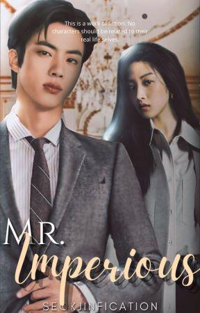 Mr. Imperious| KSJ(semi-hiatus!) by Seokjinfication