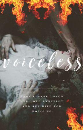 Voiceless ⇏ Lancelot by dxltas