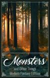 Monsters (And Other Things) Modern Edition cover