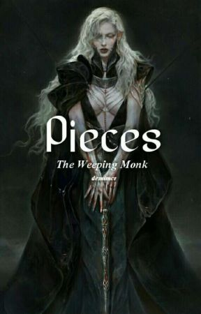 Pieces °The Weeping Monk  by demimcr