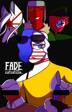 Fade (Countryhumans RusAme ghost AU) [DISCONTINUED!!] by catcat20a