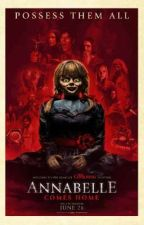 Annabelle Comes Home (F!Reader insert) by SkyLightNightMoon