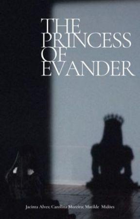 The princess of Evander. by JacintaAlves2