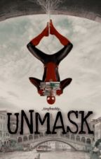 UNMASK | PETER PARKER by _TinyFreckly_