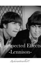 Unexpected effects (Lennison FF) by Zuckerwattewolke17