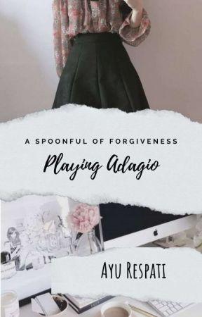 PLAYING ADAGIO by kayandrawang